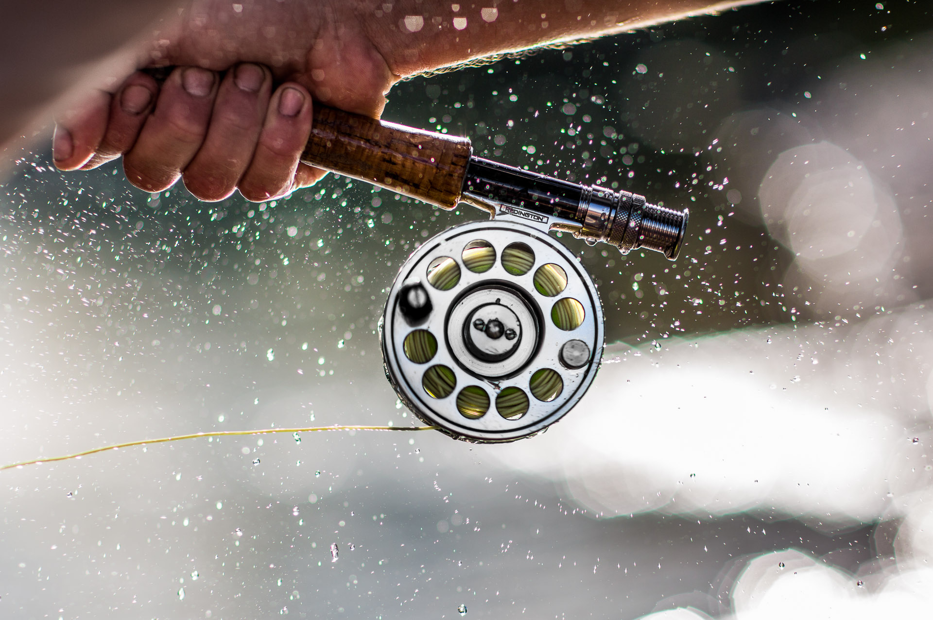 Reddington Fly fishing reel