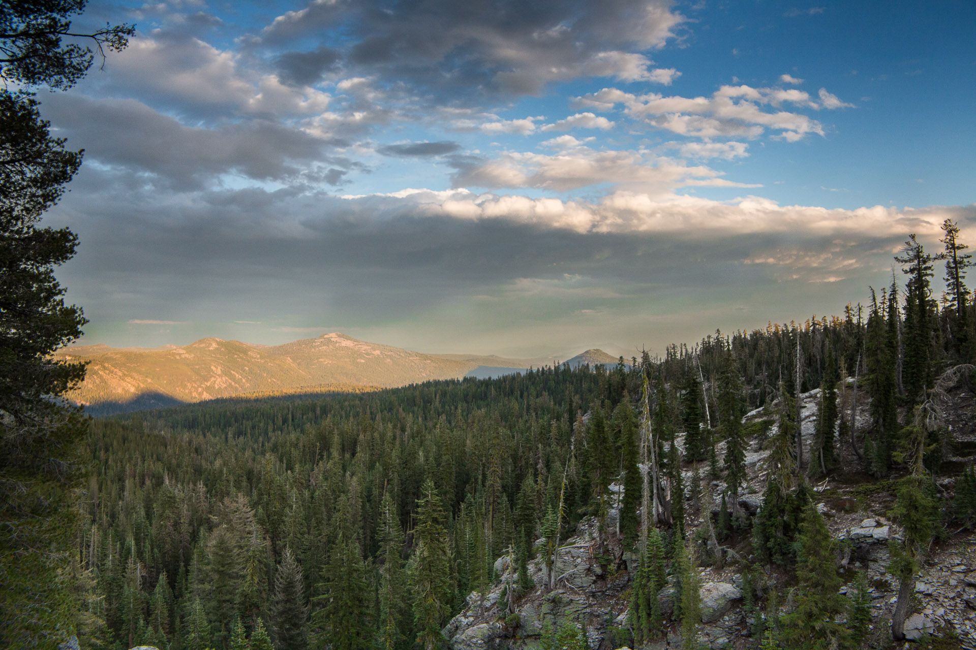 Lassen National Park Landscape