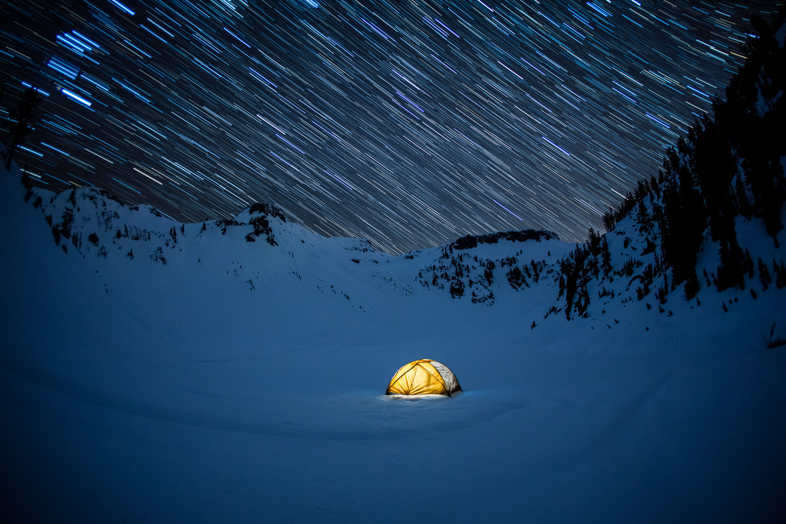 Outdoor Backcountry Camping