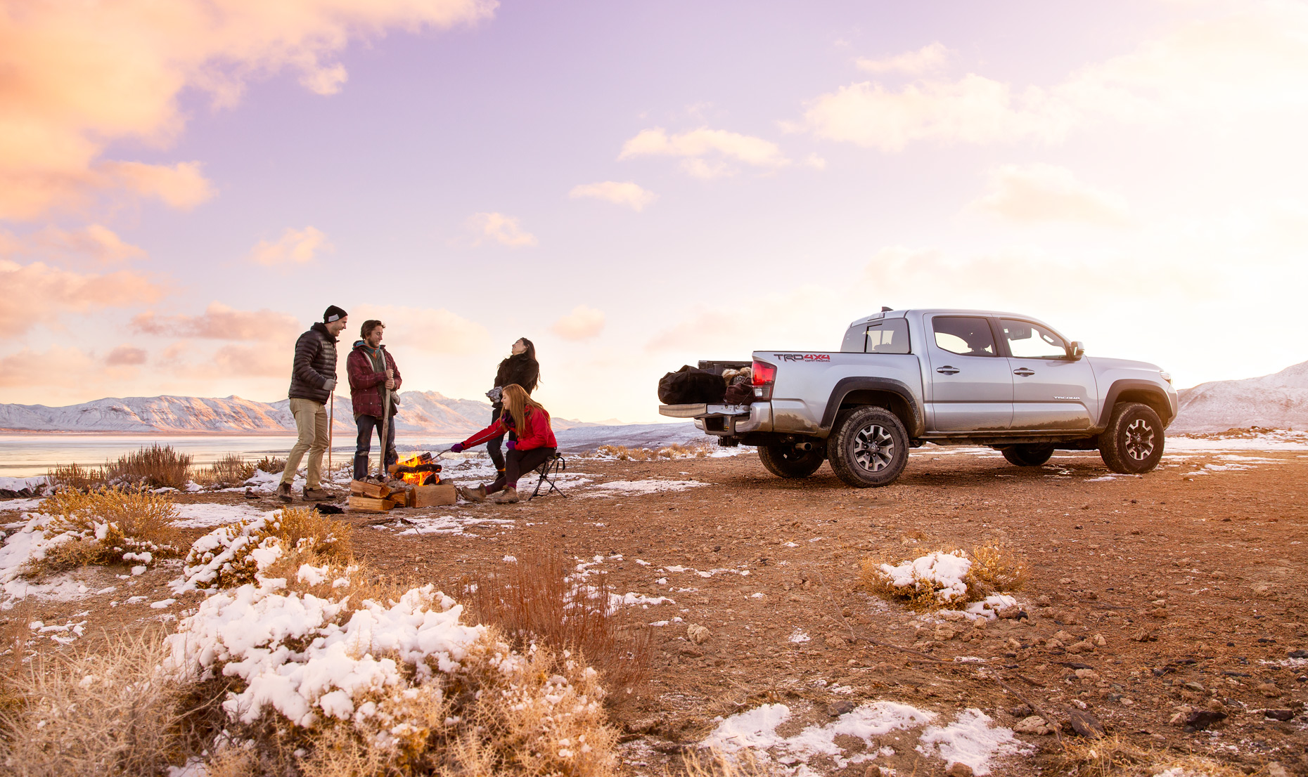 Discovery Channel x Travel Nevada Campaign